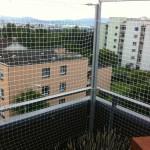 Katzennetze Balkon